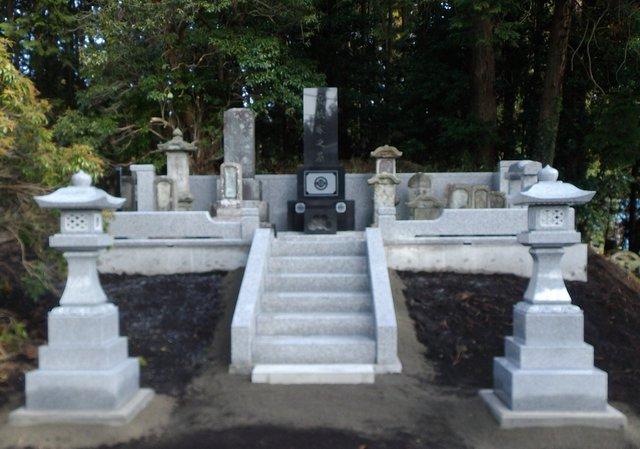 宇都宮市下小池地内共同墓地